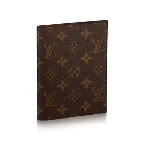 Authentic Louis Vuitton MONOGRAM NOTEBOOK COVER PM